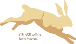 Label for Chase Cellars