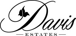 Label for Davis Estates