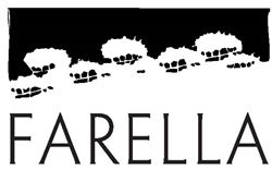 Label for Farella Vineyard