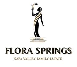 Label for Flora Springs Winery & Vineyards