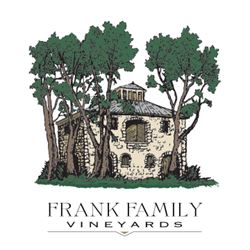 Label for Frank Family Vineyards