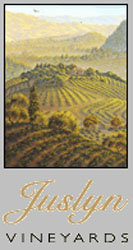 Label for Juslyn Vineyards