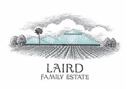 Label for Laird Family Estate