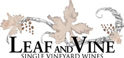 Label for Leaf And Vine