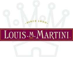 Label for Louis M. Martini Winery