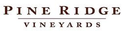 Label for Pine Ridge Vineyards