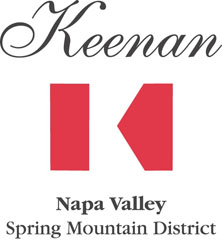 Label for Keenan Winery