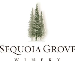 Label for Sequoia Grove Winery