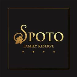 Label for Spoto Family Wines