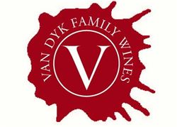 Label for Van Dyk Family Wines