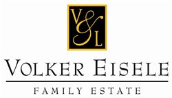 Label for Volker Eisele Family Estate