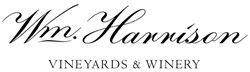 Label for William Harrison Vineyards & Winery
