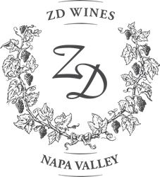 Label for ZD Wines