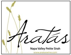 Label for Aratas Wine