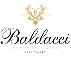 Label for Baldacci Family Vineyards