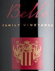 Bello Family Vineyards-2017 Cabernet Sauvignon