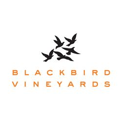 Label for Blackbird Vineyards