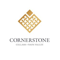 Label for Cornerstone Cellars
