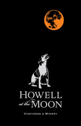 Label for Howell at the Moon