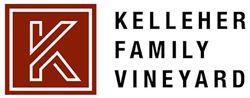 Label for Kelleher Family Vineyards
