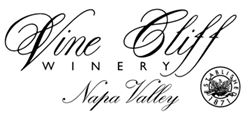 Label for Vine Cliff Winery